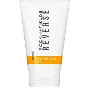 NEW Rodan and Fields Reverse Deep Exfoliating Wash